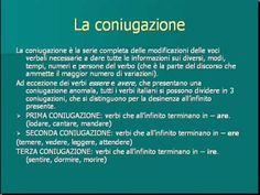 Grammatica Italiana, Lezione 8, il verbo #4