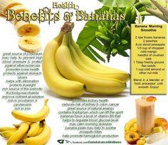 Beneficios del banana