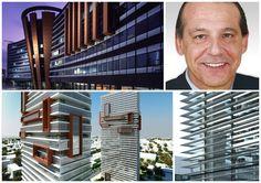 Arh. Avner YASHAR, director al unuia dintre cele mai importante birouri de arhitectură din Israel va fi prezent in noiembrie, la RIFF.  Yashar Architects este clasat în topul Globes and Dun 100, 2014 al marilor companii din economia israeliană.