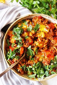 21 Day Fix Approved: Unstuffed Pepper Skillet // 21 Day Fix // 21 Day Fix Approved // fitness // fitspo // workout // motivation // exercise // Meal Prep // diet // nutrition // Inspiration // fitfood // fitfam // clean eating // recipe // recipes