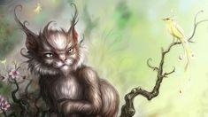 Fantasy - creature Wallpaper ♦ desktop ♦ I WANT ONE.