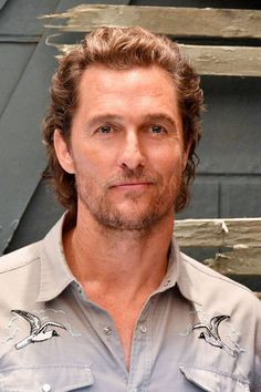 Matthew McConaughey Attends The Dark Tower Photocall At Whitby Hotel On July 30