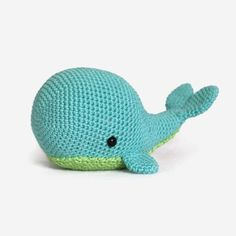 Little Whale amigurumi pattern by DIY Fluffies