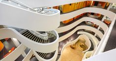 Charles Perkins Centre - Superlight University Of Sydney, Light Project, Atrium, Centre