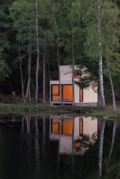 Another view of Woody 15 by Marianne Borge, architect.