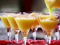 Virgin Mango Margaritas