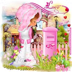 "MI RINCÓN GÓTICO: CT for Pink.Doll.Bubble, ""Valentime Tube3"""