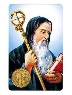 Un merveilleux Saint avec lequel travailler pour vous protéger contre la Magie Noire.