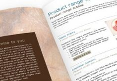 This InDesign catalog template offers place for product description, product information, and product features table where you can visually show certain characteristics of the product. Product Catalog, Indesign Templates, Product Description, Personalized Items, Coffee, Table, Kaffee, Cup Of Coffee, Tables