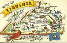 """Virginia, officially the Commonwealth of Virginia, is a U. state located in the South Atlantic region of the United States. Virginia is nicknamed the """"Old Dominion"""" and the """"Mother of Presidents"""" after the eight U. presidents born there"""