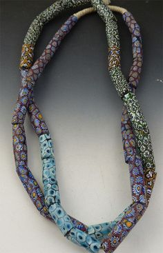 S&A Beads         African trade beads