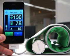 Withings Blood Pressure Monitor – $130