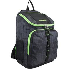 0b9c5b66c1 New Fuel Wide Mouth Sports Backpack Laptop Compartment School