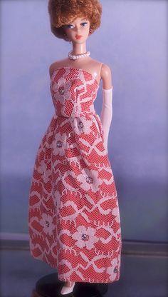 Vintage Barbie - Bubblecut Titian
