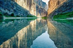 Santa Elena Canyon, Big Bend National Park TX. www.matthewdanserphotography.com
