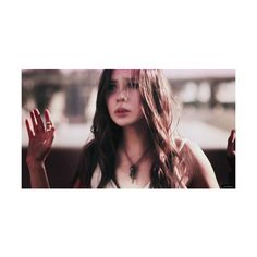 malese jow | Tumblr ❤ liked on Polyvore featuring malese jow, people, vampire diaries, malese and models