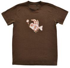 Mens Fish Fingers T Shirt Coffee Marle Fingers Design, Mens Tees, Polo Ralph Lauren, Fish, Coffee, T Shirt, Tops, Fashion, Kaffee