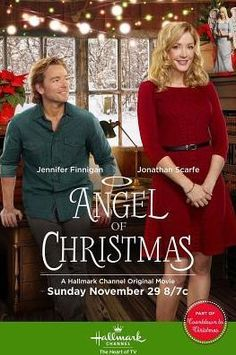 """Find out more about the Hallmark Channel movie """"Angel of Christmas,"""" starring Jennifer Finnigan, Jonathan Scarfe and Holly Robinson Peete. Hallmark Channel, Películas Hallmark, Films Hallmark, Family Christmas Movies, Hallmark Christmas Movies, Christmas Shows, Family Movies, Christmas 2015, Holiday Movies"""
