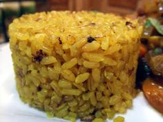 """VeganMoFo: Rachael Ray and Casbah Tofu with Yellow Rice   The """"V"""" Word"""