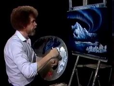 Bob Ross Horizons West - The Joy of Painting (Season 6 Episode 8) ★ || CHARACTER…