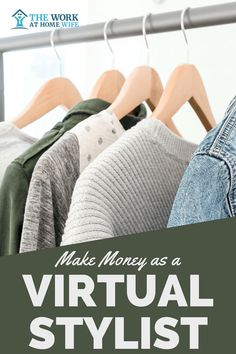 Being a virtual stylist is a great way to make money from home. You can hone your already-keen fashion sense while making some good money on the side. Fashion Stylist Jobs, Fashion Jobs, Virtual Fashion, Make Money Online Now, How To Make Money, How To Become, Starting A Clothing Business, Career In Fashion Designing, Internship Fashion