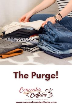 Its a new year and its time for a fresh start. Lets PURGE! Heres how...