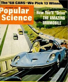 The Amazing Urbmobile: October 1967