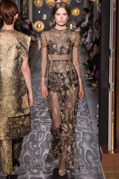 Renaissance - Valentino, Fall 2013 Couture