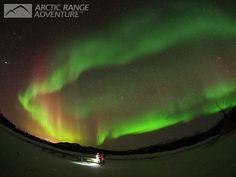 Aurora Ripples | Northernlights | Arctic Range Adventure