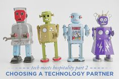 Tech Meets Hospitality Part 2: Choosing a Technology Partner