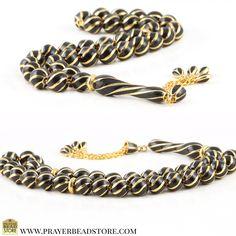 Enamel Sterling Silver Prayer Beads #prayerbeads #enamel #tasbih #worrybeads #silver