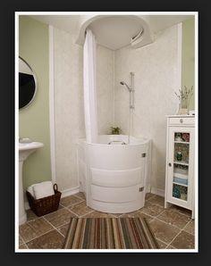 Charmant Need For Soaking Tiny House Living, Walk In Tub Shower, Walk In Tubs Bathtub