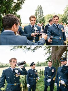 Beautiful back garden wedding - Ben & Holly11