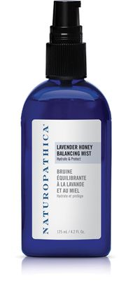 A refreshing toner that blends antiseptic Lavender with calming and hydrating Honey to balance the skin and mind.  HERO INGREDIENT: Lavender Angustifolia Flower Water is a soothing, mildly antiseptic, water-based solution created when essential oils are steam distilled. 4.2oz $28.00