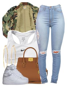 """If i aint the greatest, then im headed for it"" by clickk-mee ❤ liked on Polyvore"