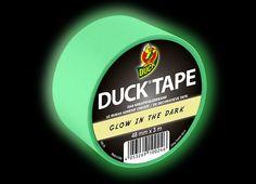 Duck Tape Glow in the Dark