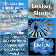 Evening Quotes, Afrikaanse Quotes, Good Night Blessings, Goeie Nag, Angel Prayers, Good Night Quotes, Special Quotes, Prayer Quotes, Sleep Tight