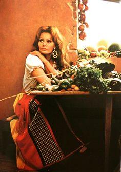 Sophia Loren, 1971