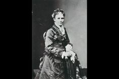 Portrait of Lucretia Rudolph Garfield from the White House Historical Association