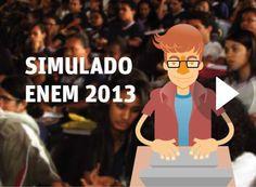 Folha lança simulado on-line para o Enem com redação