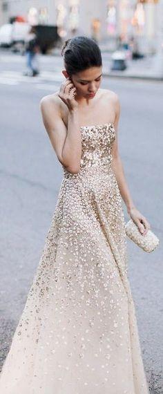 Gorgeous Glitter Gown ♥ L.O.V.E.