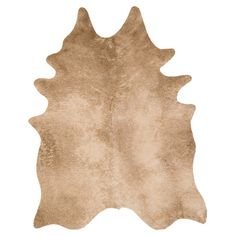This faux cowhide rug adds chic (and animal-friendly) style to any space. Pair it with sleek, modern furniture for a textural contrast or add it to a rustic ...