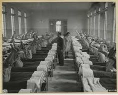Image result for ww1 trench hospitals