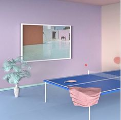 Saved by Sallie Harrison (salliewho). Discover more of the best Abstract, Pantones, Pastel, and Room inspiration on Designspiration Pastel Room, Pastel Colors, Pastels, Pastel Yellow, Pink Color, Pink Blue, Vaporwave, New Retro Wave, Inhale Exhale