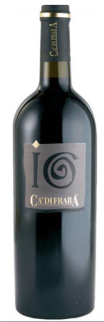 IO - Ca' di Frara - Provincia di Pavia Rosso IGT #wine #lombardia #italy