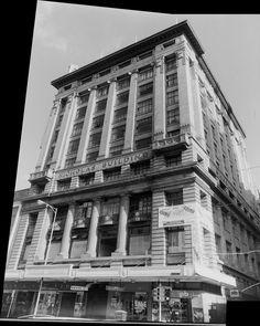 Melbourne Swanston St Nicholas Building c1970