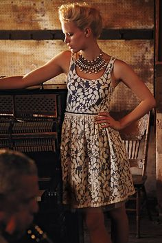 love how anthropologie styles