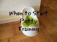 Today's Hint: When to Start Potty Training - HintMama.com
