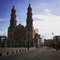Catedral.  #aguascalientes #satelite #yalescontequeestuveenags? #hashtagsinsentido