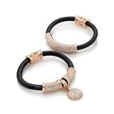 "Joan Boyce ""Double Trouble"" 2pc Bracelet Set"